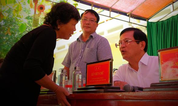 Căng thẳng đối thoại rác thải ở Quảng Ngãi - Ảnh 5.