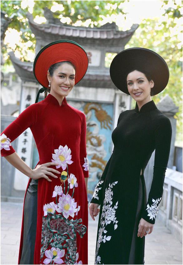 Tìm kiếm hoa hậu biết yêu di sản trong khu vực ASEAN - Ảnh 1.