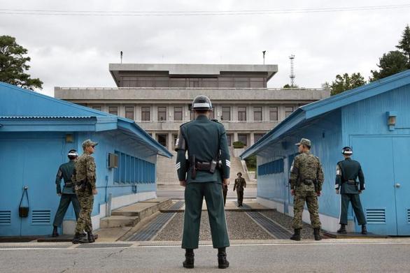 Hàn Quốc muốn bỏ khu phi quân sự chia cắt liên Triều - Ảnh 1.