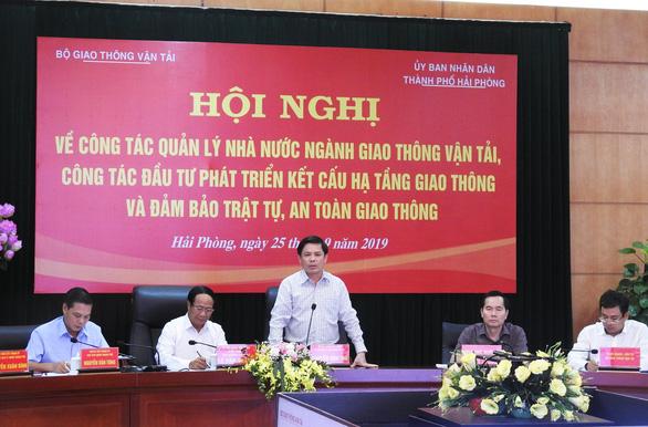 Đề xuất đưa quy hoạch sân bay Tiên Lãng vào phát triển vận tải hàng không - Ảnh 2.