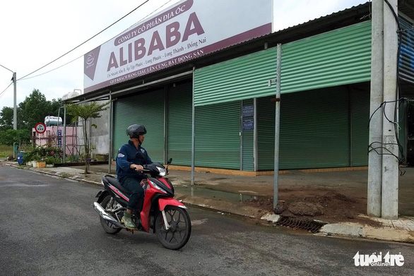 Khách hàng Alibaba ở Đồng Nai bắt đầu làm đơn tố cáo - Ảnh 1.