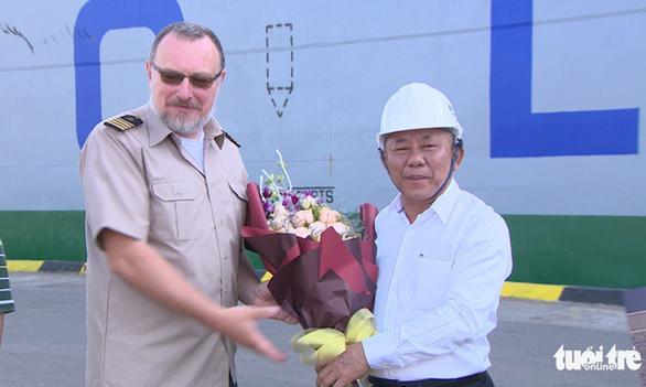 Khiển trách phó tổng giám đốc Công ty CP Cảng Quy Nhơn - Ảnh 1.
