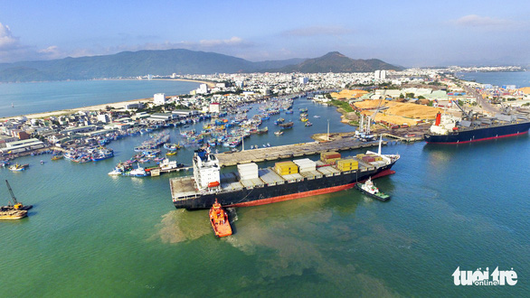 Khiển trách phó tổng giám đốc Công ty CP Cảng Quy Nhơn - Ảnh 2.