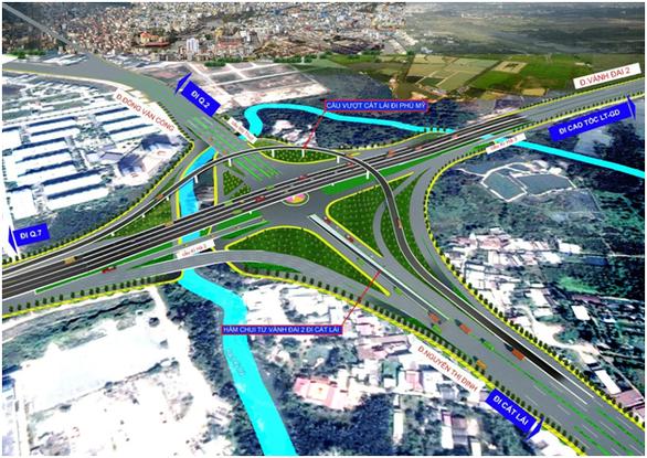 TP.HCM đầu tư 1.435 tỉ đồng xây dựng nút giao thông Mỹ Thủy giai đoạn 2 - Ảnh 1.