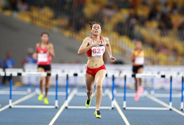 Bà mẹ 'bỉm sữa' Nguyễn Thị Huyền sẽ thi đấu tại SEA Games 30 - Ảnh 1.