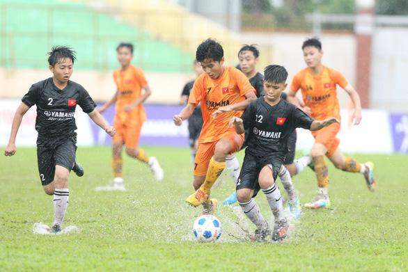 U13 Yamaha Cup 2019: mưa bàn thắng tại vòng loại Tiền Giang - Ảnh 1.