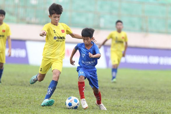 U13 Yamaha Cup 2019: mưa bàn thắng tại vòng loại Tiền Giang - Ảnh 2.