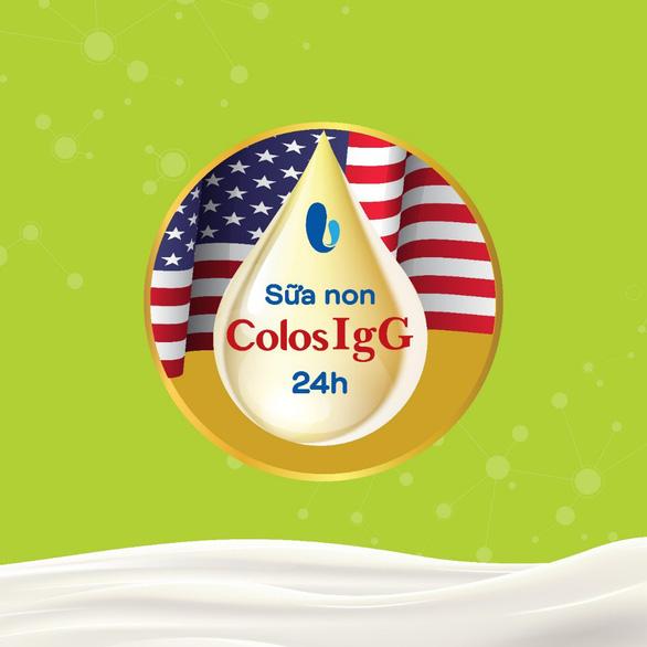 VitaDairy nhập khẩu sữa non ColosIgG 24h từ Mỹ về Việt Nam - Ảnh 3.