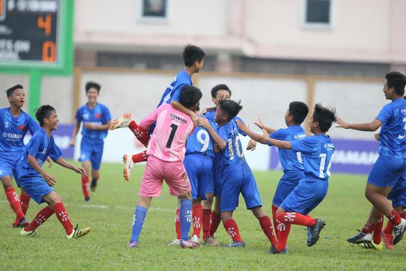 U13 Yamaha Cup 2019: mưa bàn thắng tại vòng loại Tiền Giang - Ảnh 3.