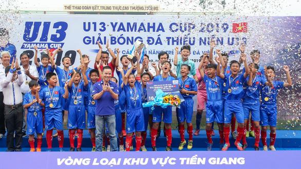 U13 Yamaha Cup 2019: mưa bàn thắng tại vòng loại Tiền Giang - Ảnh 4.