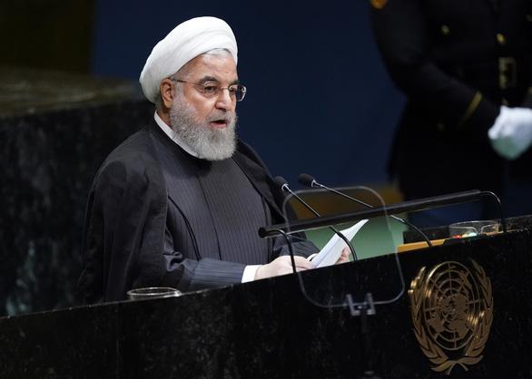 Iran yêu cầu Saudi Arabia chấm dứt chiến tranh với Yemen - Ảnh 1.