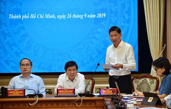 TP.HCM kiến nghị thẩm định nguồn vốn hai dự án metro - Ảnh 1.