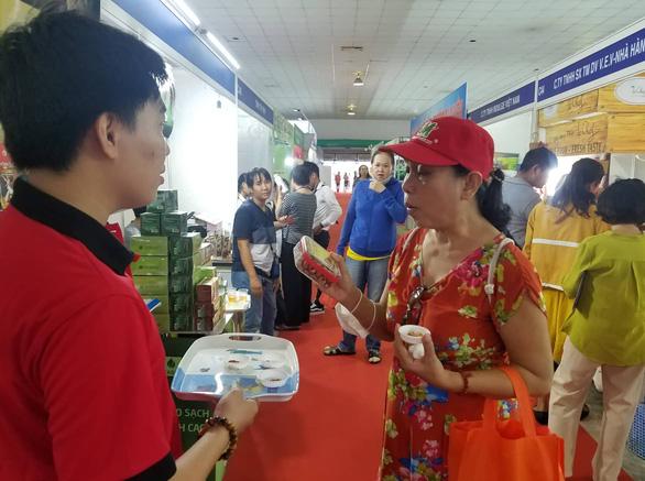 Hàng ngàn sản vật của 45 tỉnh thành ê hề trước mắt người Sài Gòn - Ảnh 5.