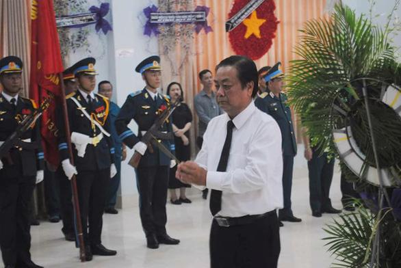 Đại tá anh hùng Nguyễn Văn Bảy về với đất mẹ Lai Vung - Ảnh 4.