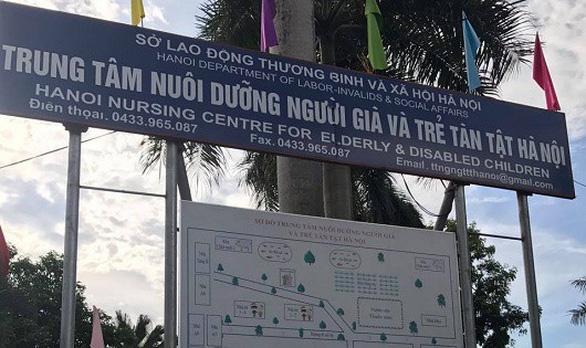 Chủ tịch Hà Nội yêu cầu làm rõ vụ ăn chặn hàng từ thiện ở trung tâm nhân đạo - Ảnh 1.