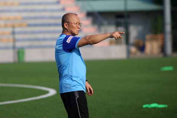 HLV Park Hang Seo gia hạn hợp đồng 3 năm với VFF - Ảnh 1.