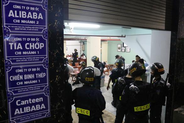 Tối 26-9, bắt khẩn cấp Nguyễn Thái Lực, em ruột chủ tịch Alibaba - Ảnh 2.
