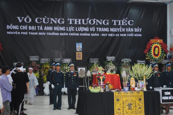 Đại tá anh hùng Nguyễn Văn Bảy về với đất mẹ Lai Vung - Ảnh 5.