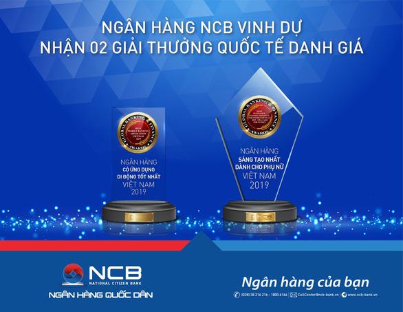 NCB nhận 2 giải thưởng của Tạp chí Ngân hàng và Tài chính của Anh - Ảnh 1.