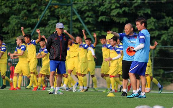 Kết quả bốc thăm chia bảng VCK Giải U23 châu Á 2020: Hài lòng với bảng đấu của U23 VN - Ảnh 1.