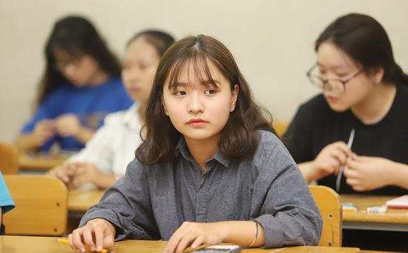 Tuyển sinh đại học sao cứ dựa vào thi THPT quốc gia? - Ảnh 1.