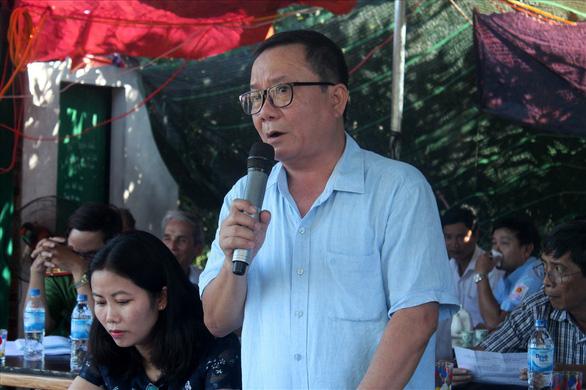 Khiển trách phó trưởng Ban Tổ chức tỉnh ủy và phó giám đốc Sở Tài nguyên Quảng Ngãi - Ảnh 2.