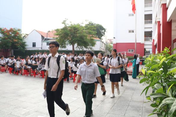 Đến năm 2021, TP.HCM cần thêm 7.045 phòng học - Ảnh 1.