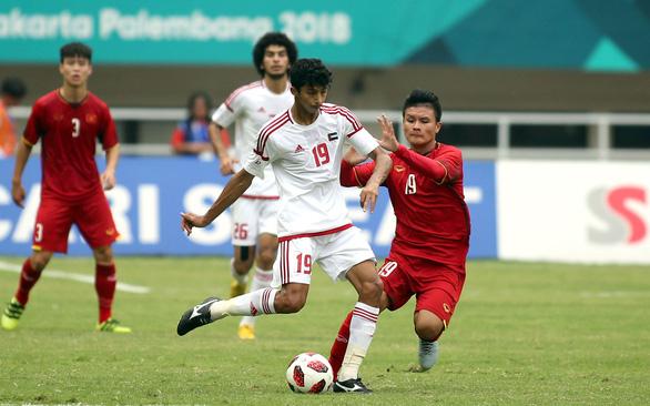 U23 VN dễ thở hơn chủ nhà Thái Lan - Ảnh 1.