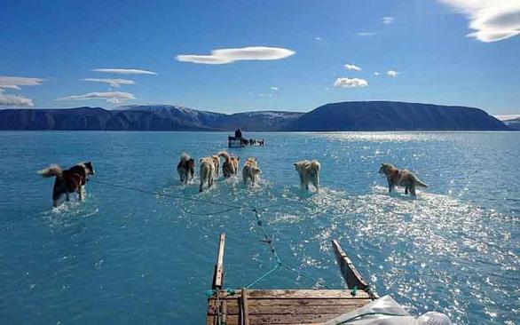 Biến đổi khí hậu khiến tương lai thế giới ảm đạm - Ảnh 1.
