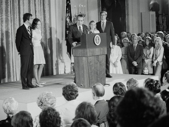 Những lần luận tội tổng thống thót tim trong lịch sử Mỹ - Ảnh 3.