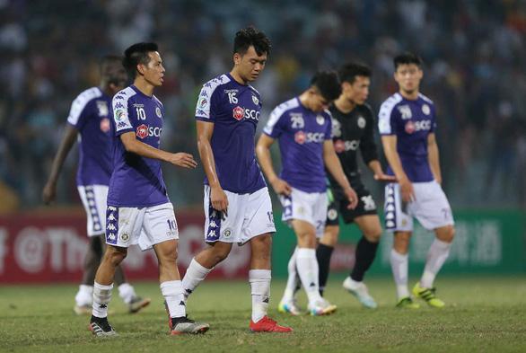 Chung kết lượt đi liên khu vực  AFC CUP 2019: CLB Hà Nội  tự làm khó mình - Ảnh 1.