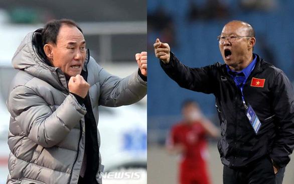 Báo Hàn tính tới chuyện chạm trán với U23 Việt Nam của ông Park - Ảnh 1.