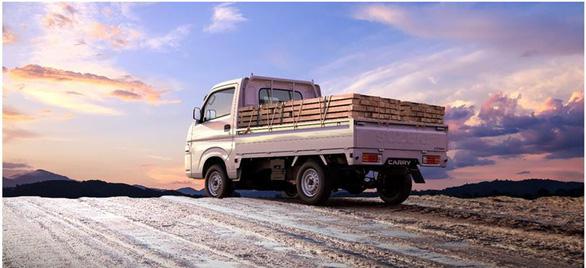 Super Carry Pro 2019 tải nhẹ hàng đầu thế giới có mặt ở 39 đại lý Suzuki tại Việt Nam. - Ảnh 2.