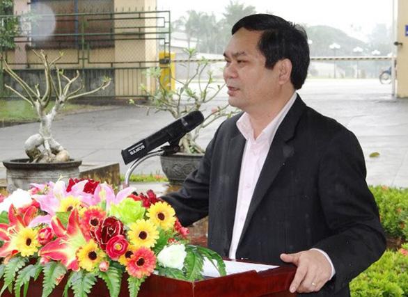 Khiển trách phó trưởng Ban Tổ chức tỉnh ủy và phó giám đốc Sở Tài nguyên Quảng Ngãi - Ảnh 1.