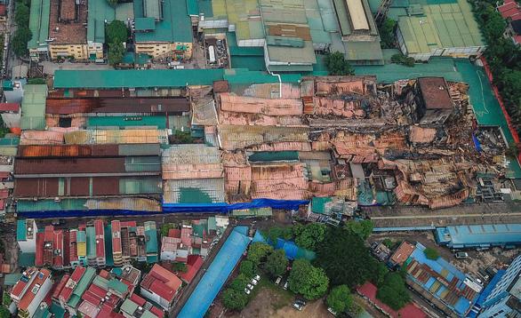 Hoàn thành tẩy độc khu vực ô nhiễm nhất ở nhà máy Rạng Đông - Ảnh 1.