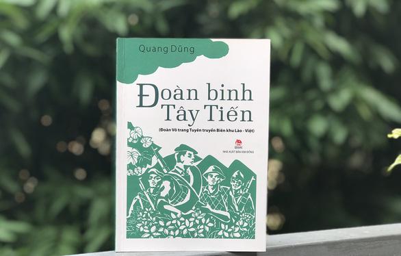 Công bố hồi ký Đoàn binh Tây Tiến của nhà thơ Quang Dũng