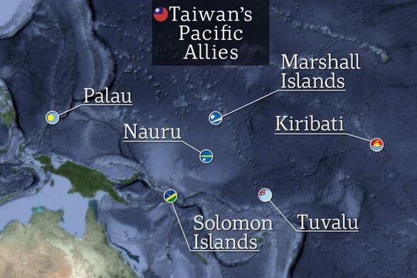 Lo ngại Bắc Kinh, tổng thống quần đảo Marshall khẳng định vẫn làm bạn với Đài Loan - Ảnh 2.