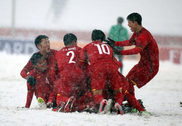 Nhớ lại hành trình kỳ diệu của U23 Việt Nam tại VCK U23 châu Á 2018 - Ảnh 3.