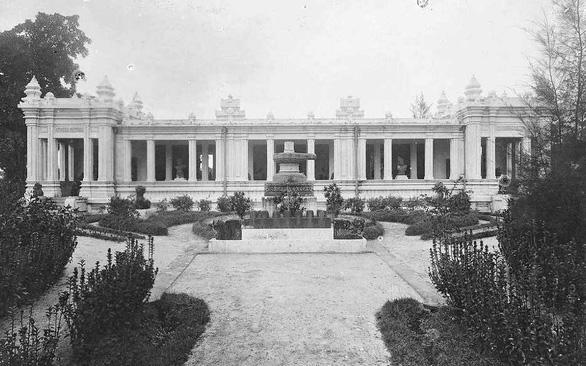 Cổ viện Chàm - Những chuyện chưa biết - Kỳ 1: Vườn tập kết và bảo tàng sớm nhất - Ảnh 4.
