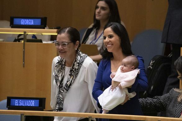 Nhiều người xem hình selfie hơn là nghe tôi phát biểu ở Liên Hiệp Quốc - Ảnh 2.