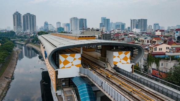 Đường sắt Cát Linh - Hà Đông: Còn 1% công việc, vẫn chưa biết ngày hoàn thành - Ảnh 1.