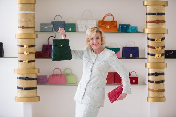 Nữ giám đốc hãng túi xách được bổ nhiệm làm đại sứ Mỹ ở Nam Phi - Ảnh 1.