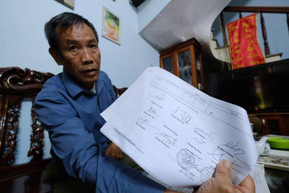 Tạm dừng giải quyết tố cáo vụ 'người nhà giám đốc Sở được giao đất trái luật' - Ảnh 2.
