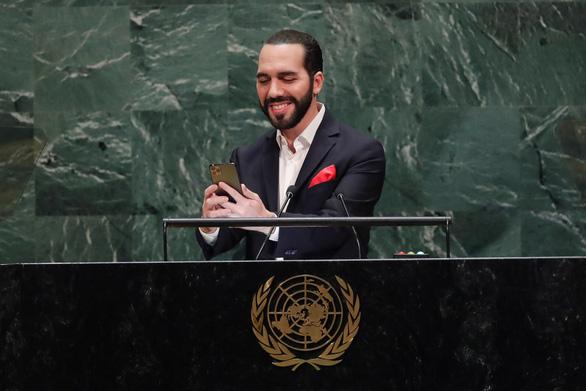 Nhiều người xem hình selfie hơn là nghe tôi phát biểu ở Liên Hiệp Quốc - Ảnh 1.