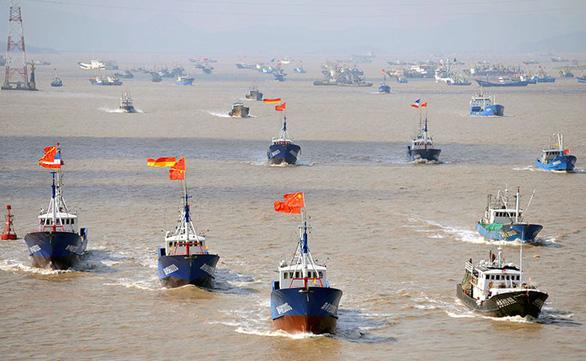 Nhật quan ngại sâu sắc về các hoạt động của Trung Quốc ở Biển Đông - Ảnh 1.