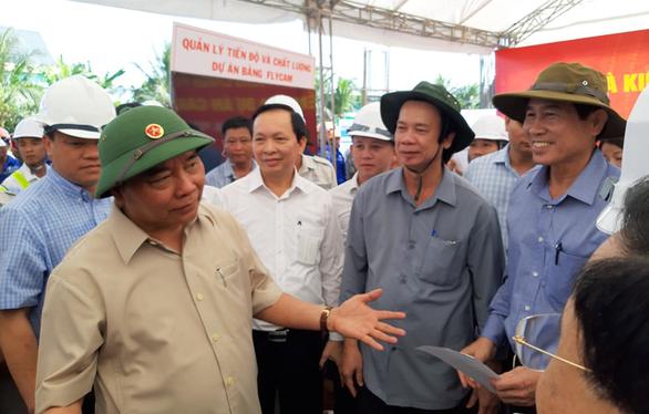 Thủ tướng yêu cầu khánh thành dự án cao tốc Trung Lương - Mỹ Thuận ngày 30-4-2021 - Ảnh 1.