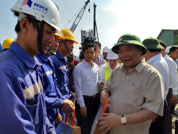Thủ tướng yêu cầu khánh thành dự án cao tốc Trung Lương - Mỹ Thuận ngày 30-4-2021 - Ảnh 3.