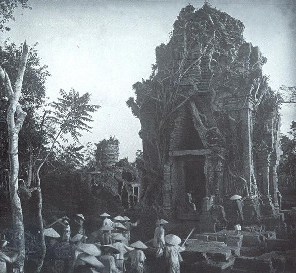 Cổ viện Chàm - Những chuyện chưa biết - Kỳ 2: Phát lộ nền văn minh - Ảnh 3.