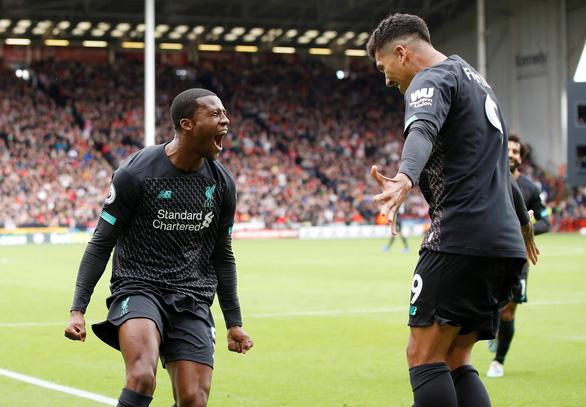 Liverpool thắng may mắn đội mới lên hạng Sheffield United - Ảnh 2.