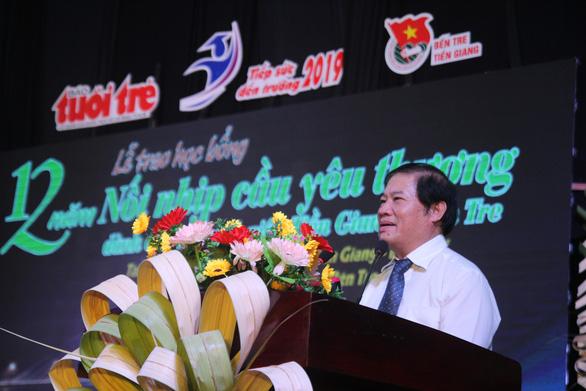 86 suất học bổng đến với tân sinh viên khó khăn Bến Tre, Tiền Giang - Ảnh 10.